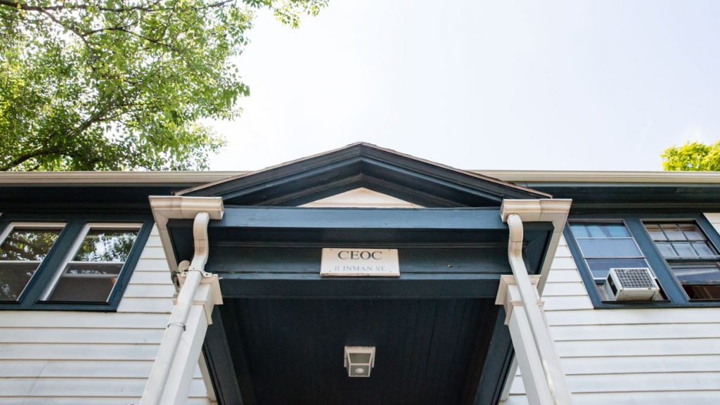 CEOC Location Cambridge Massachusetts